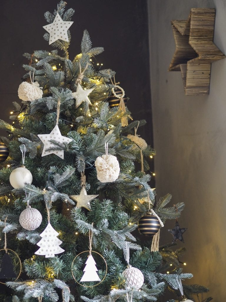 Cox & Cox Christmas tree