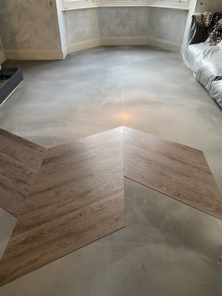 Amtico flooring Toulouse Oak