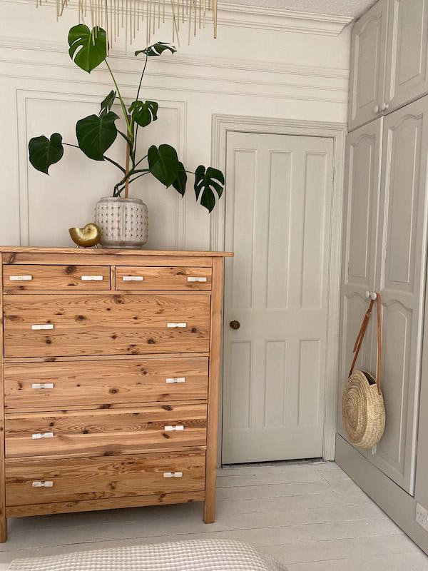 Ikea Hemnes chest of drawers hack