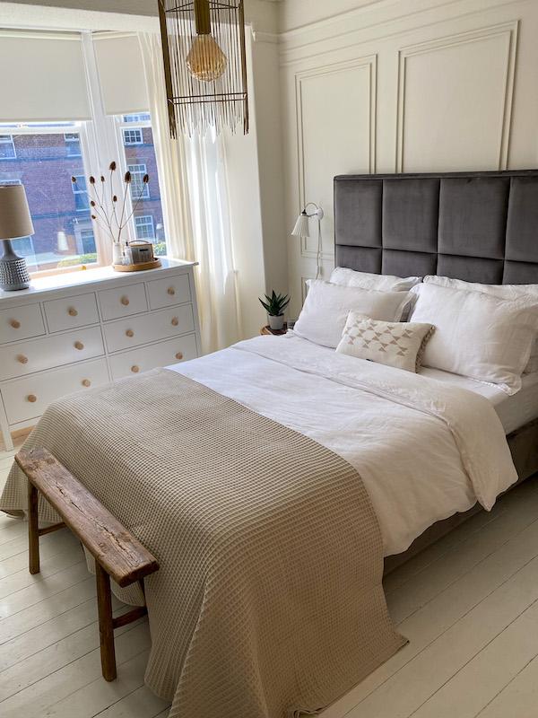 Master bedroom, hotel luxe