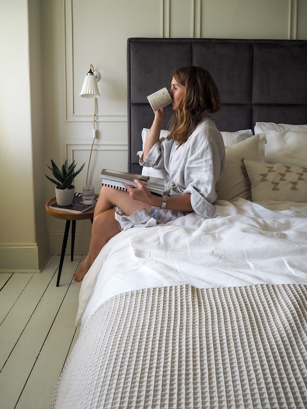 Lifestyle photo bedroom