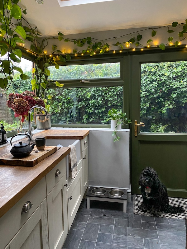 Ronseal kitchen